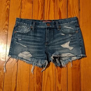 NWT Lucky Brand Cut-off Shorts